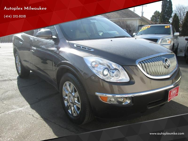 2011 Buick Enclave for sale at Autoplex Milwaukee in Milwaukee WI