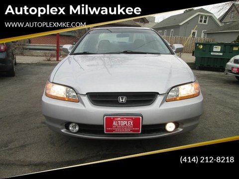 2000 Honda Accord for sale at Autoplex Milwaukee in Milwaukee WI