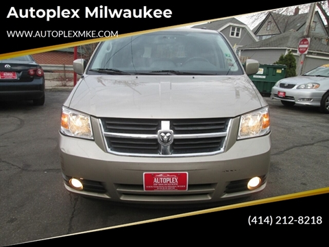 2009 Dodge Grand Caravan for sale at Autoplex Milwaukee in Milwaukee WI