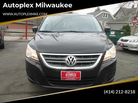 2010 Volkswagen Routan for sale at Autoplex Milwaukee in Milwaukee WI