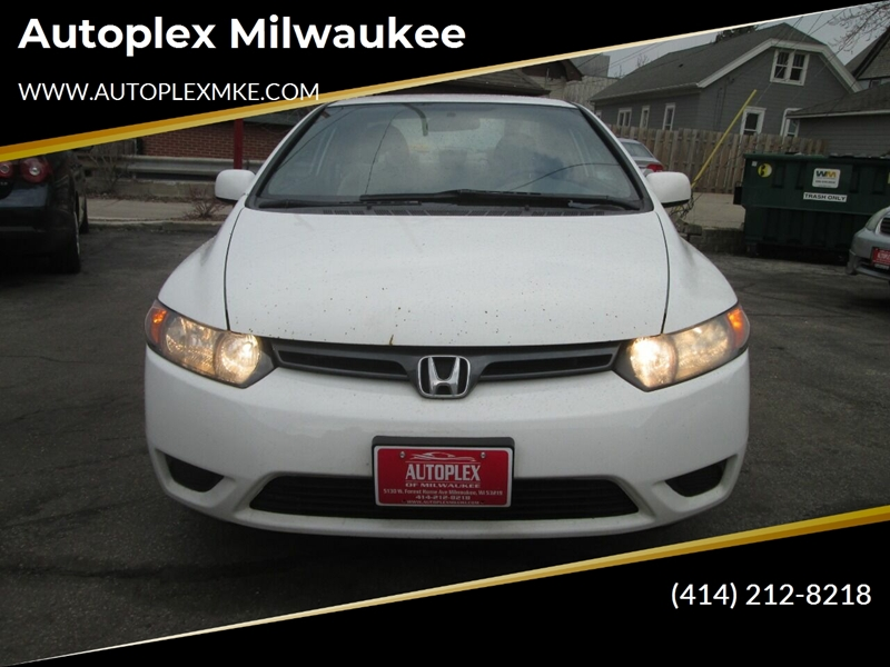 2008 Honda Civic for sale at Autoplex Milwaukee in Milwaukee WI