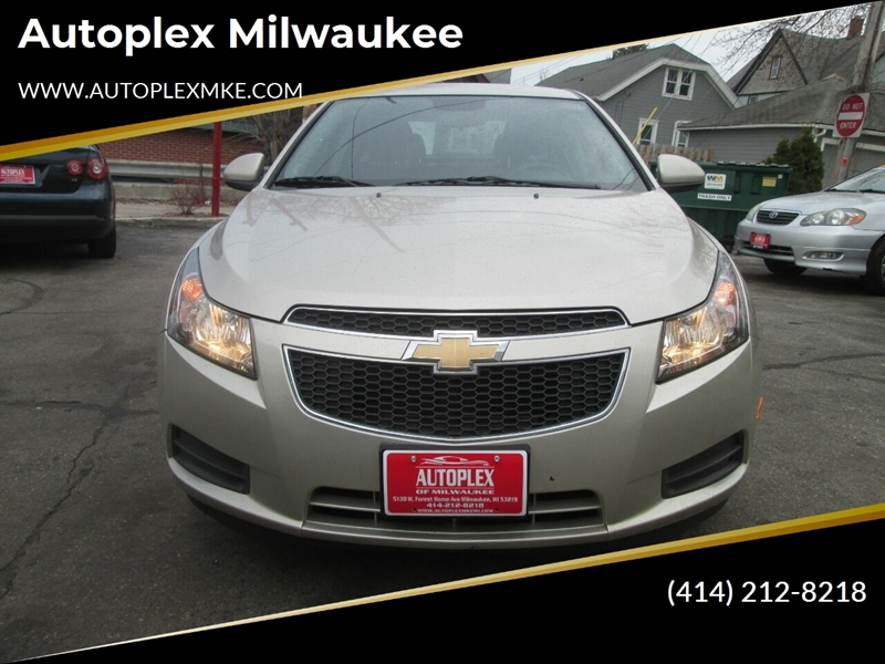 2013 Chevrolet Cruze for sale at Autoplex Milwaukee in Milwaukee WI