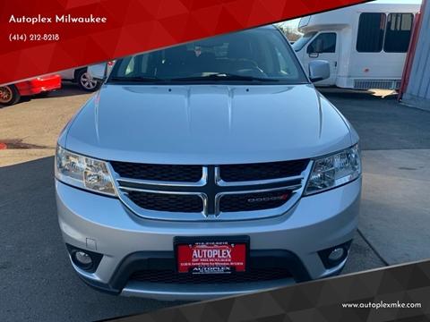2012 Dodge Journey for sale at Autoplex Milwaukee in Milwaukee WI