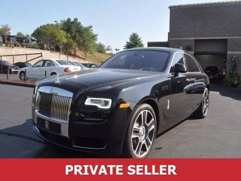 2016 Rolls-Royce Ghost for sale in Beverly Hills, CA