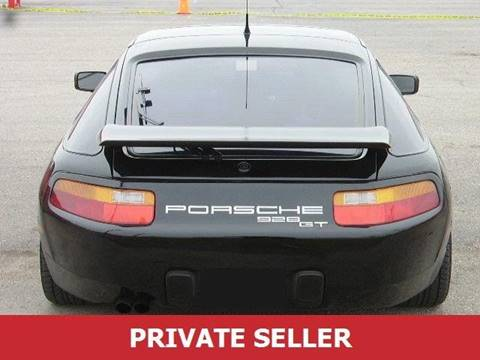 1990 Porsche 928 for sale in Beverly Hills, CA
