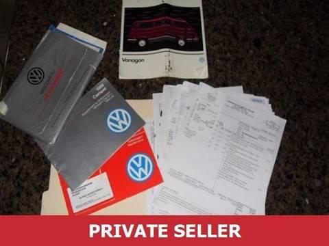 1989 Volkswagen Vanagon for sale in Beverly Hills, CA