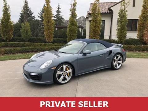 2017 Porsche 911 for sale in Beverly Hills, CA
