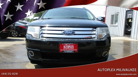 2008 Ford Taurus X for sale in Milwaukee, WI