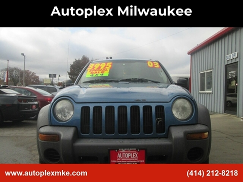 2003 Jeep Liberty for sale in Milwaukee, WI