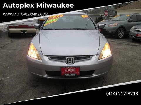 2004 Honda Accord for sale in Milwaukee, WI
