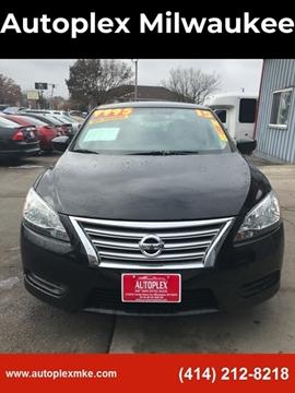 2015 Nissan Sentra for sale in Milwaukee, WI
