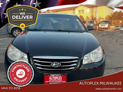 2010 Hyundai Elantra for sale at Autoplex Milwaukee in Milwaukee WI