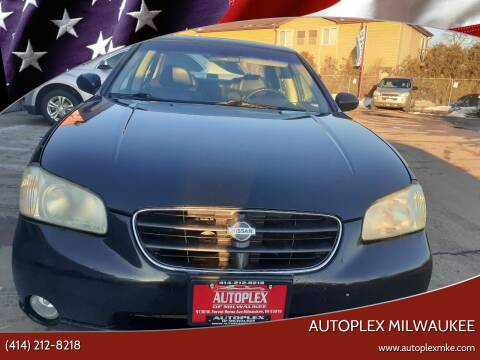 2000 Nissan Maxima for sale at Autoplex Milwaukee in Milwaukee WI