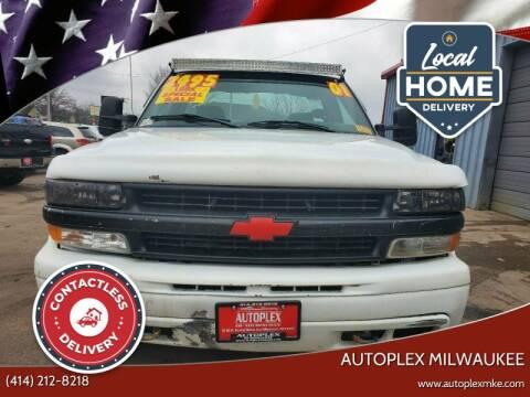 2001 Chevrolet Silverado 1500 for sale at Autoplex Milwaukee in Milwaukee WI