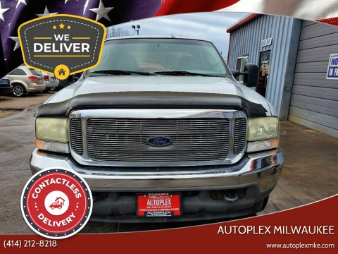 2004 Ford F-250 Super Duty for sale at Autoplex Milwaukee in Milwaukee WI