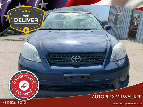 2007 Toyota Matrix for sale at Autoplex Milwaukee in Milwaukee WI