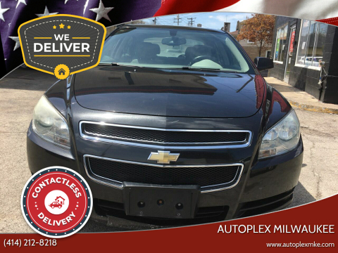 2010 Chevrolet Malibu for sale at Autoplex Milwaukee in Milwaukee WI