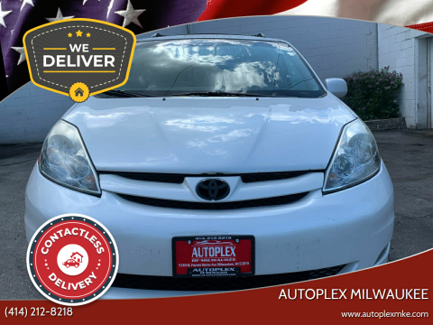 2006 Toyota Sienna for sale at Autoplex Milwaukee in Milwaukee WI