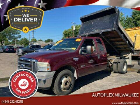 2005 Ford F-350 Super Duty for sale at Autoplex Milwaukee in Milwaukee WI