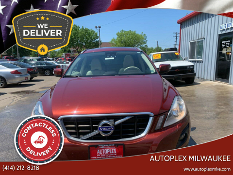 2010 Volvo XC60 for sale at Autoplex Milwaukee in Milwaukee WI