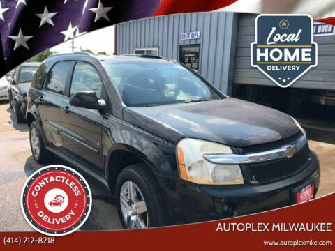 2008 Chevrolet Equinox for sale at Autoplex Milwaukee in Milwaukee WI