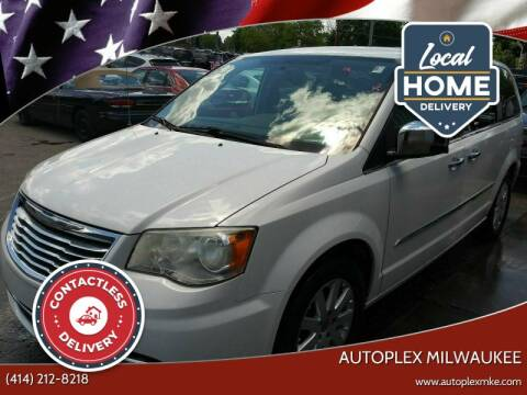 2011 Chrysler Town and Country for sale at Autoplex Milwaukee in Milwaukee WI