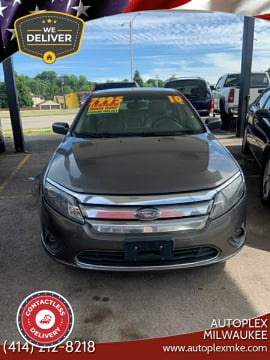 2010 Ford Fusion for sale at Autoplex Milwaukee in Milwaukee WI