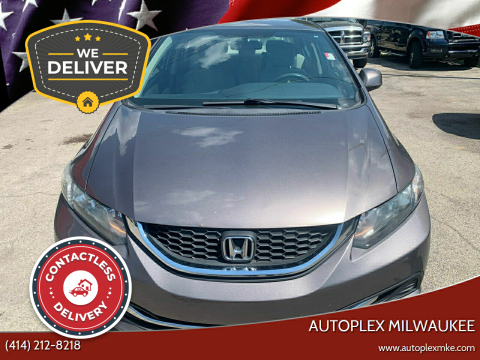 2013 Honda Civic for sale at Autoplex Milwaukee in Milwaukee WI