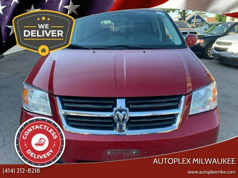 2009 Dodge Grand Caravan for sale at Autoplex Milwaukee in Milwaukee WI