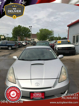 2003 Toyota Celica for sale at Autoplex Milwaukee in Milwaukee WI
