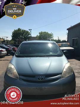 2007 Toyota Sienna for sale at Autoplex Milwaukee in Milwaukee WI