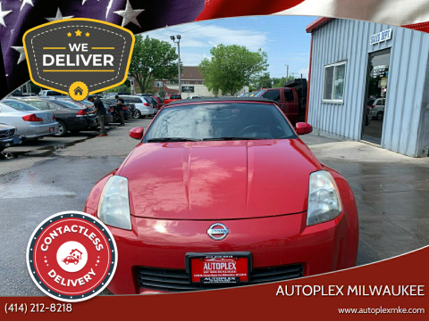2004 Nissan 350Z for sale at Autoplex Milwaukee in Milwaukee WI