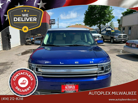 2014 Ford Flex for sale at Autoplex Milwaukee in Milwaukee WI