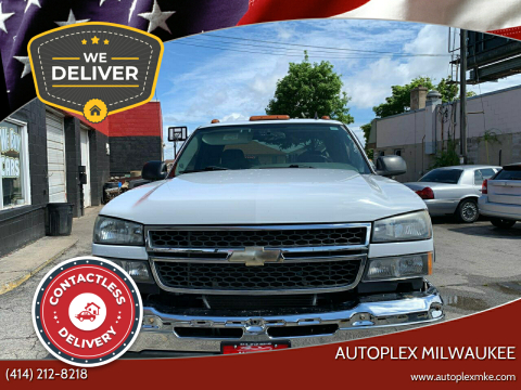 2006 Chevrolet Silverado 2500HD for sale at Autoplex Milwaukee in Milwaukee WI