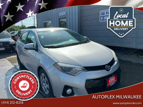 2014 Toyota Corolla for sale at Autoplex Milwaukee in Milwaukee WI