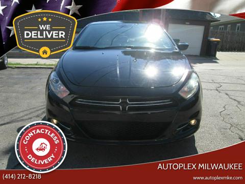 2013 Dodge Dart for sale at Autoplex Milwaukee in Milwaukee WI