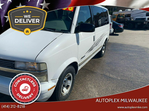 1998 Chevrolet Astro for sale at Autoplex Milwaukee in Milwaukee WI