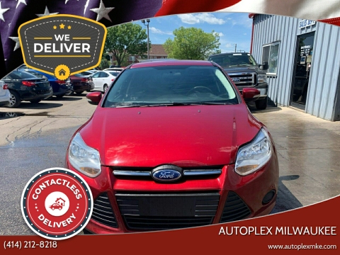 2013 Ford Focus for sale at Autoplex Milwaukee in Milwaukee WI
