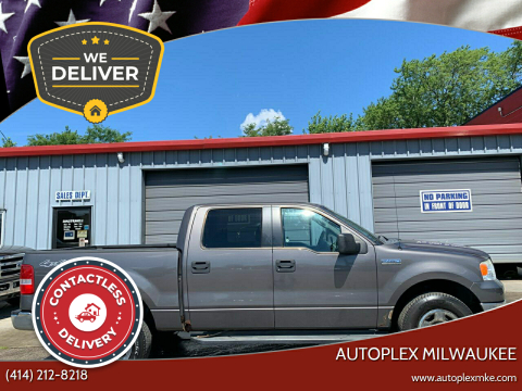 2005 Ford F-150 for sale at Autoplex Milwaukee in Milwaukee WI