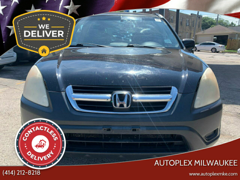 2004 Honda CR-V for sale at Autoplex Milwaukee in Milwaukee WI
