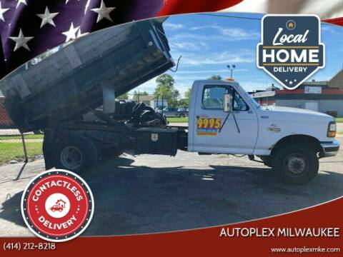 1997 Ford F-450 for sale at Autoplex Milwaukee in Milwaukee WI