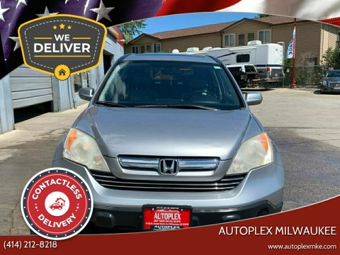 2007 Honda CR-V for sale at Autoplex Milwaukee in Milwaukee WI