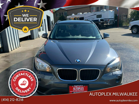 2013 BMW X1 for sale at Autoplex Milwaukee in Milwaukee WI