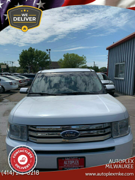 2010 Ford Flex for sale at Autoplex Milwaukee in Milwaukee WI