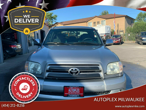 2006 Toyota Tundra for sale at Autoplex Milwaukee in Milwaukee WI