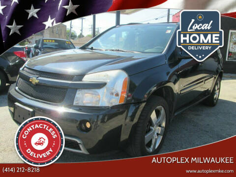 2009 Chevrolet Equinox for sale at Autoplex Milwaukee in Milwaukee WI