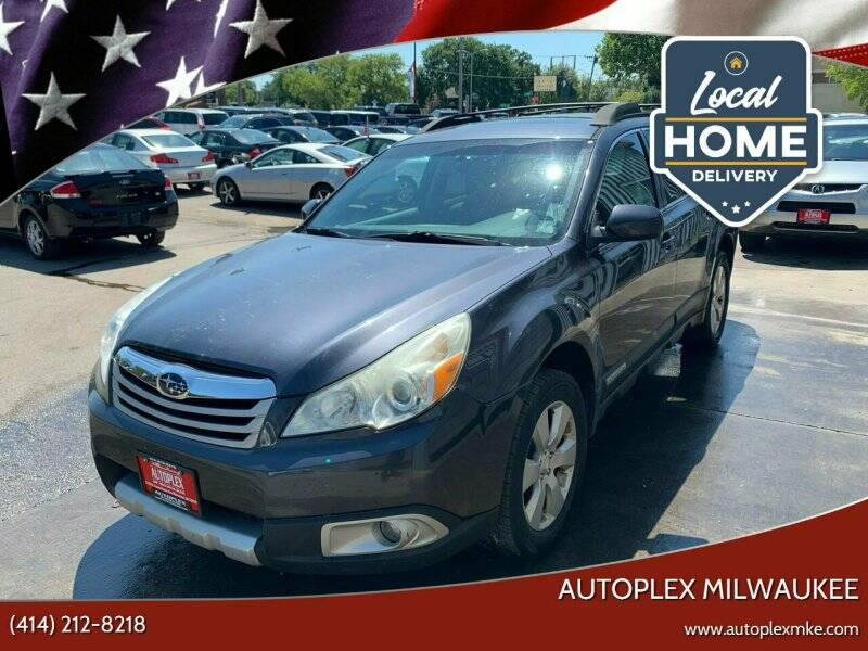 2011 Subaru Outback for sale at Autoplex Milwaukee in Milwaukee WI