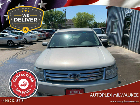 2008 Ford Taurus for sale at Autoplex Milwaukee in Milwaukee WI