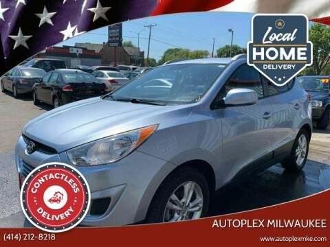 2010 Hyundai Tucson for sale at Autoplex Milwaukee in Milwaukee WI