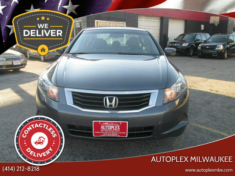 2008 Honda Accord for sale at Autoplex Milwaukee in Milwaukee WI